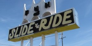 Ocean City Oddities: Final Days at 65th Street Slide 'N Ride