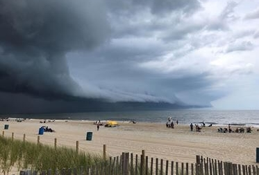 What a storm!