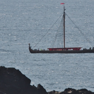 The world's largest Viking ship is sailing into Ocean City