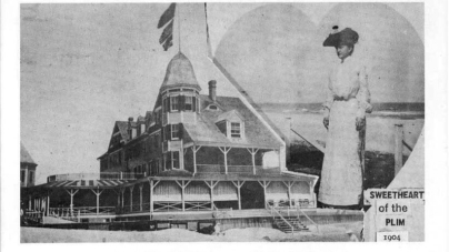 Ocean City History: Photos of the Plimhimmon Hotel Over the Centuries