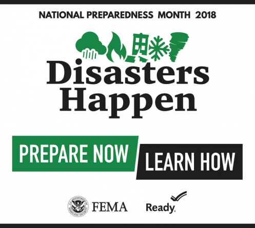 Town of Ocean City: Monitoring Hurricane Florence During National Preparedness Month