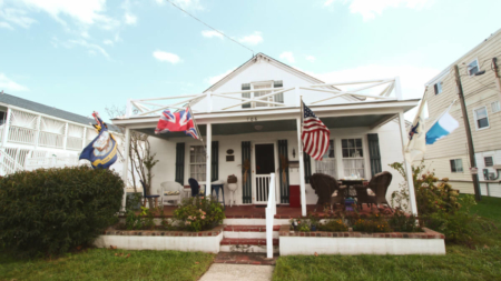 Ocean City History: Photos from the First Historic House Tour