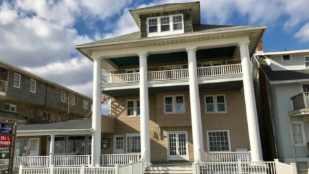 Ocean City History: The 94-year-old Lankford Hotel is for sale