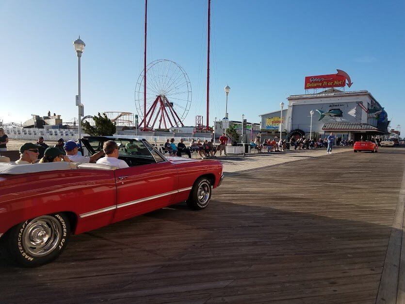 Cruisin Ocean City >> This Week In Ocean City Cruisin Into Summer Oceancity Com