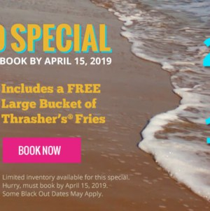 Book your Ocean City hotel early and save money in 2019