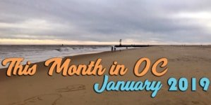 This Month in Ocean City: January 2019
