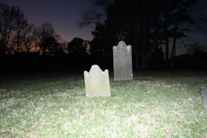 Ocean City Oddities: The Only Grave in Town, and the Mystery of Captain Carhart