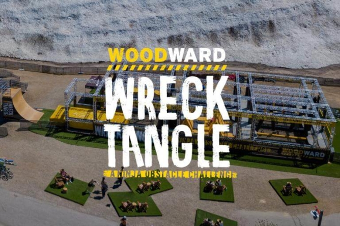 Woodward WreckTangle Obstacle Course Coming to Ocean City this April