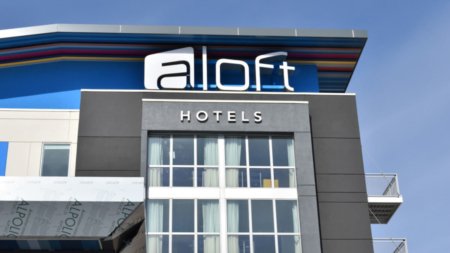"""Take a look inside the Aloft, Ocean City's newest, """"different by design"""" hotel"""