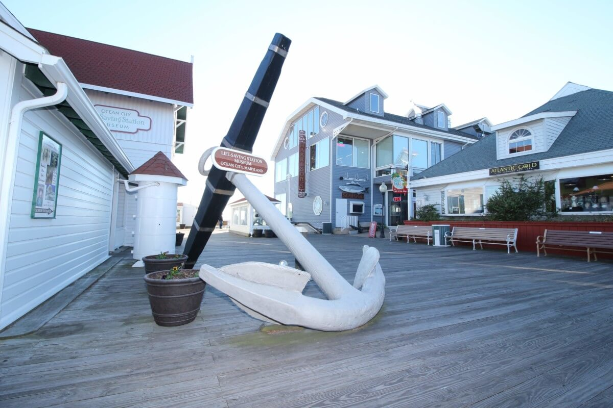 ocean city inlet anchor