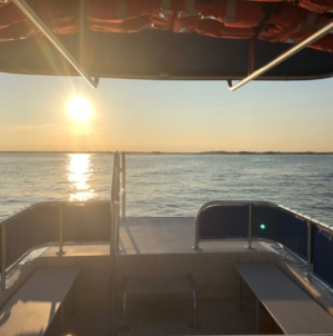 North Ocean City Water Taxi 'OC Bay Hopper' Hits the Water this May