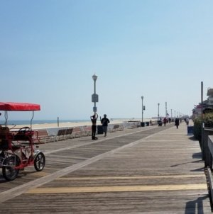 This Week in Ocean City: Finally, a Return to the Outdoors