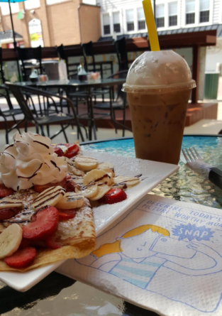 Only in Ocean City: Start Your Day at The MUZE Cafe