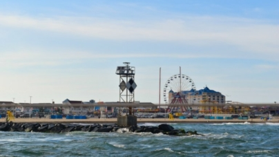 This Week in Ocean City: Dance parties, movies and Olympics – all on the beach