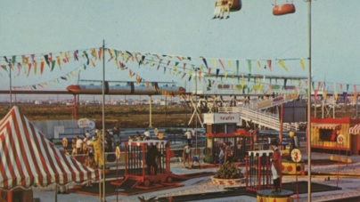 """Earl Shores' """"Playland"""" paints a vivid portrait of Ocean City in the 20th century"""