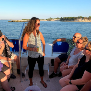 Experience Ocean City's Shore Craft Beer Cruises Aboard the OC Bay Hopper
