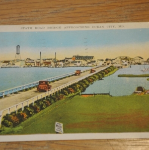 Old Ocean City Beauty Captured in Communication