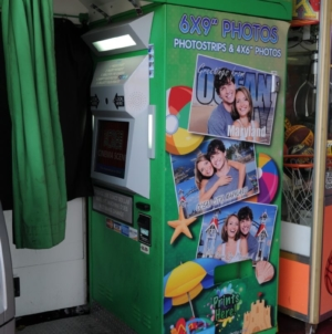 Photobooths and Summer Love in Ocean City