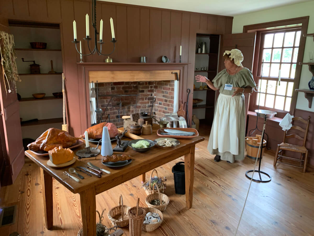 Rackliffe House: Colonial Fair, Sunday, October 13, 2019 ... on