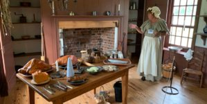 Rackliffe House: Colonial Fair, Sunday, October 13, 2019