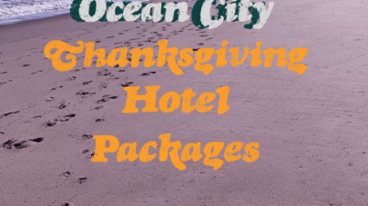 No Brining, No Mittens, No Problems: Thanksgiving In Ocean City, Maryland