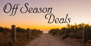 Off Season Specials in Ocean City