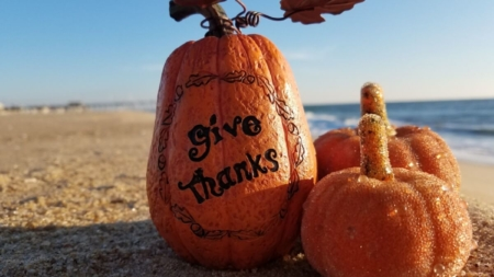 Guide to Thanksgiving in Ocean City 2020