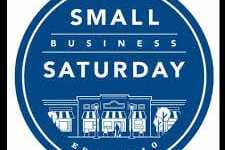 Small Businesses Saturday, November 30, 2019