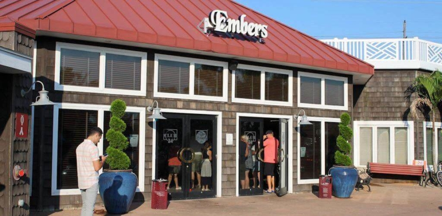 Inside the Extensive Changes at Embers, BLU Crabhouse, and the Addition of Pier 23