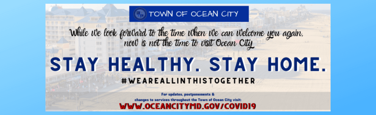 New Measures To Fight Covid 19 Include Lodging Restrictions On Hotels Short Term Rentals Oceancity Com