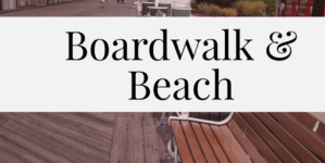 Ocean City Beach & Boardwalk Closed