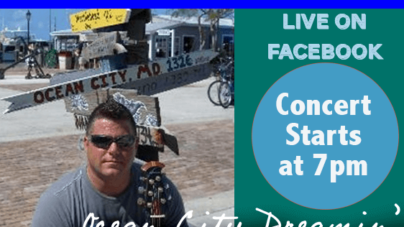 Ocean City Dreaming: Artist Profile – Kevin Poole