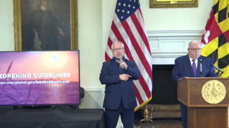 Governor Hogan Opens Indoor Dining, Outdoor Amusements, and Miniature Golf.