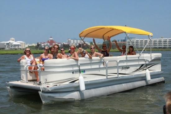Bayside Boat Rentals Giveaway