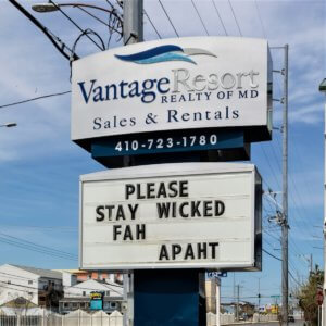 Vantage Realty Shares Good Advice With A Laugh