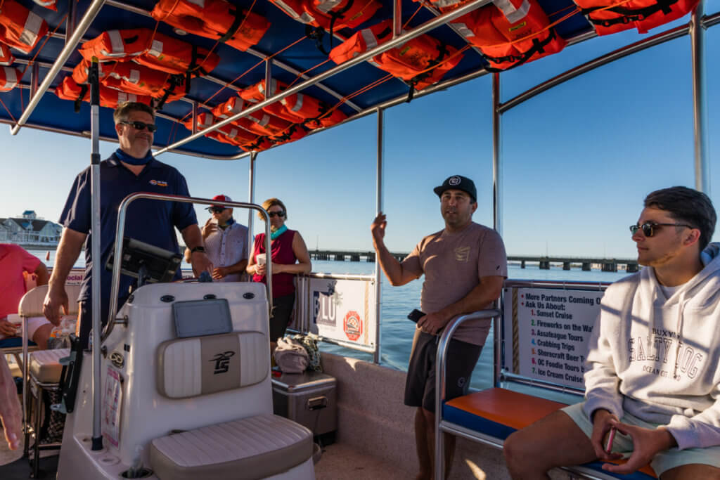 Crooked Hammock Brewery Talks Beer on the Shore Craft Beer Cruise