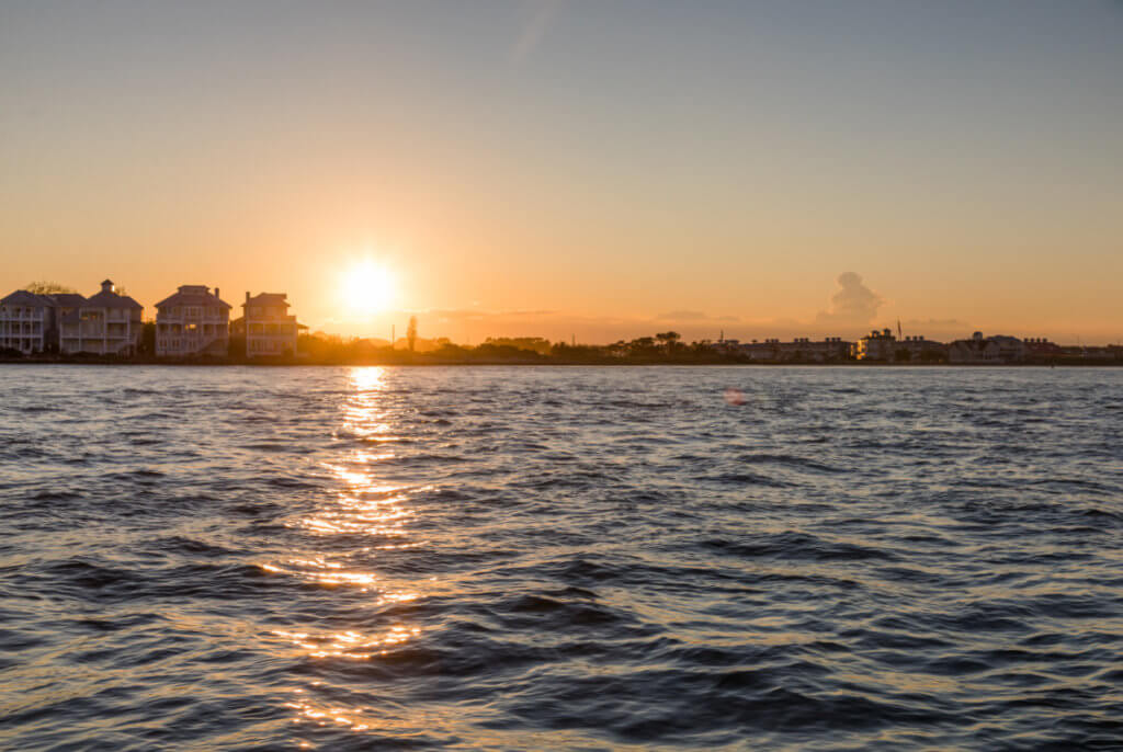 Ocean City Sunsets Just Look Better From the Bay!