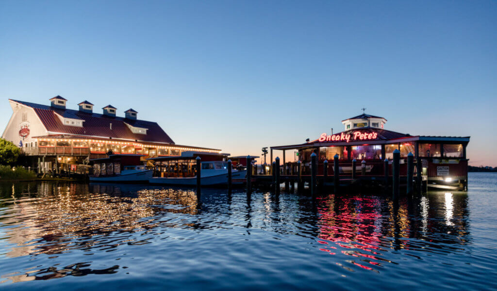 Shore Craft Beer Cruises Begin and End At Sneaky Pete's