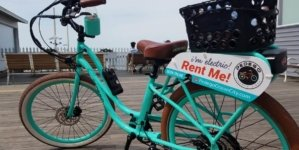 Pedego Electric Bikes Now Open In Ocean City, Maryland