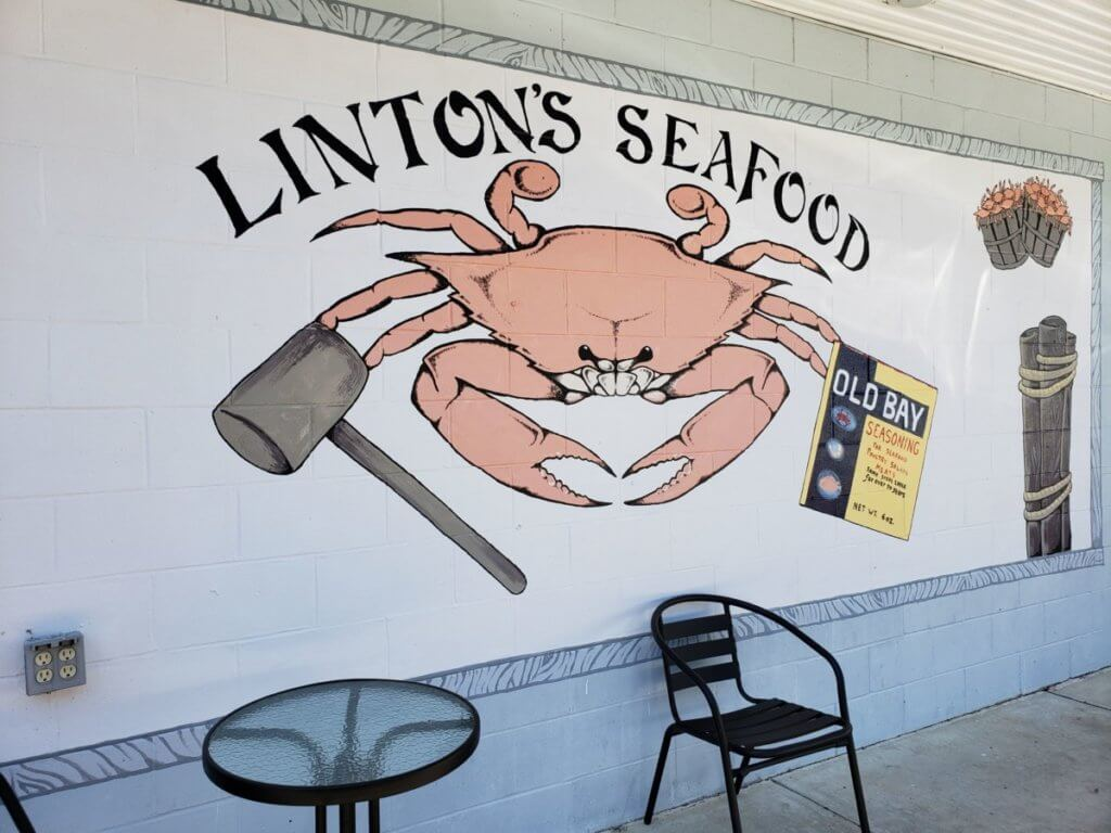 Linton's Seafood is the Prime Spot for Local Fish and Shellfish