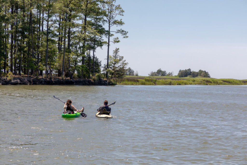 Jane's Island State Park Offers Many Outdoor Activities