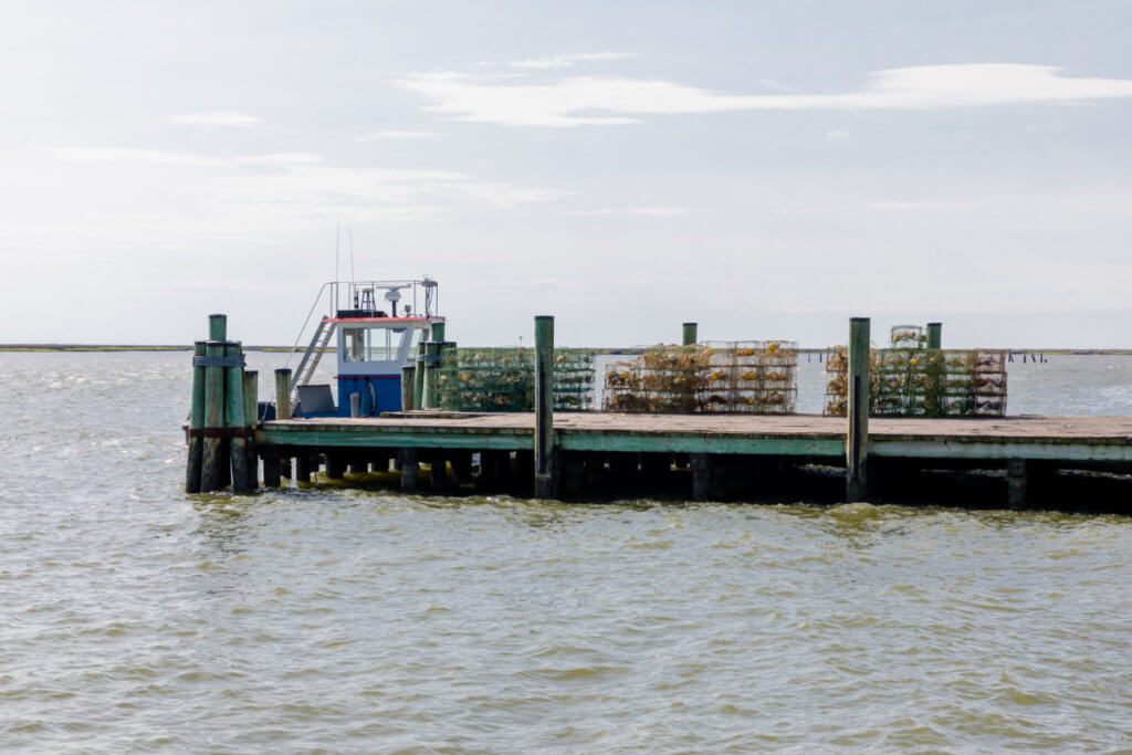 Crisfield Seafood's Popularity Still Supports Local Economy