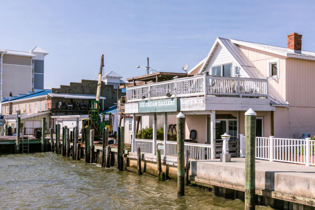 Crisfield's Waterfront Shops Still Thrive Today