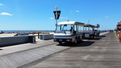 Ocean City Council Votes to Suspend Tram Service for 2020 Season