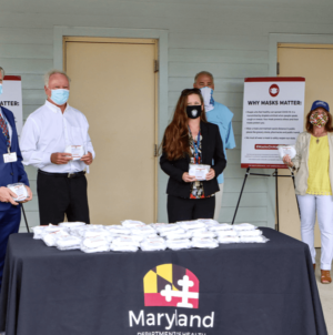 Local Officials Provide Covid-19 Update, Remind Worcester County Residents and Visitors to Stay Vigilant and Wear Masks
