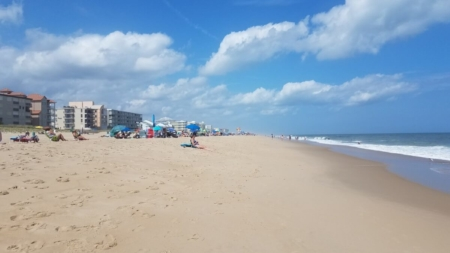 New Normal: Working and Learning from Ocean City