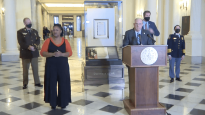Governor Hogan announces new COVID restrictions for Marylanders