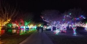 A Sparkling Winterfest of Lights